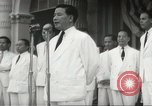 Image of Richard Nixon Saigon South Vietnam, 1953, second 9 stock footage video 65675061321
