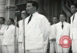 Image of Richard Nixon Saigon South Vietnam, 1953, second 10 stock footage video 65675061321