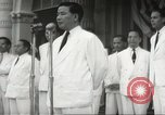 Image of Richard Nixon Saigon South Vietnam, 1953, second 11 stock footage video 65675061321