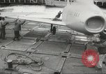 Image of F 86 aircraft Japan, 1956, second 10 stock footage video 65675061323