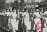 Image of Israeli women soldiers Israel, 1956, second 5 stock footage video 65675061326