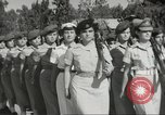 Image of Israeli women soldiers Israel, 1956, second 7 stock footage video 65675061326