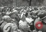Image of David Ben-Gurion New York City USA, 1948, second 6 stock footage video 65675061335