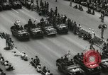 Image of Parade to Celebrate Israeli independence Tel Aviv Israel, 1957, second 10 stock footage video 65675061341