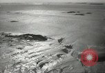 Image of penguins McMurdo Sound Antarctica, 1955, second 9 stock footage video 65675061344