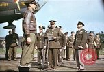Image of General Jacob Devers United Kingdom, 1943, second 9 stock footage video 65675061357