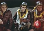 Image of B-17 Flying Fortress crew United Kingdom, 1943, second 3 stock footage video 65675061373