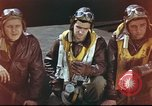Image of B-17 Flying Fortress crew United Kingdom, 1943, second 4 stock footage video 65675061373