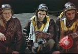 Image of B-17 Flying Fortress crew United Kingdom, 1943, second 6 stock footage video 65675061373