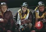 Image of B-17 Flying Fortress crew United Kingdom, 1943, second 8 stock footage video 65675061373