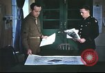 Image of B-17aircrew debriefing after mission United Kingdom, 1943, second 2 stock footage video 65675061378