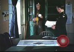 Image of B-17aircrew debriefing after mission United Kingdom, 1943, second 8 stock footage video 65675061378