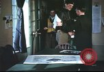 Image of B-17aircrew debriefing after mission United Kingdom, 1943, second 11 stock footage video 65675061378