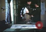 Image of B-17aircrew debriefing after mission United Kingdom, 1943, second 12 stock footage video 65675061378