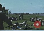 Image of B-17 Flying Fortress bombers United Kingdom, 1943, second 2 stock footage video 65675061379