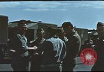 Image of Airmen amuse themselves pitching coins United Kingdom, 1943, second 4 stock footage video 65675061382