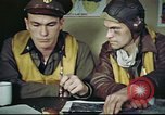 Image of B-17 crew debriefing United Kingdom, 1943, second 2 stock footage video 65675061390