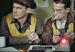Image of B-17 crew debriefing United Kingdom, 1943, second 7 stock footage video 65675061390