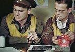 Image of B-17 crew debriefing United Kingdom, 1943, second 9 stock footage video 65675061390