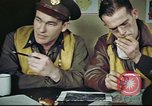 Image of B-17 crew debriefing United Kingdom, 1943, second 12 stock footage video 65675061390