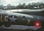 Image of B-17 Flying Fortress bombers United Kingdom, 1943, second 10 stock footage video 65675061404