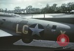 Image of B-17 Flying Fortress bombers United Kingdom, 1943, second 12 stock footage video 65675061404