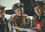 Image of B-17 Flying Fortress bomber United Kingdom, 1943, second 7 stock footage video 65675061409