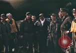 Image of B-17 Flying Fortress bomber crew United Kingdom, 1943, second 11 stock footage video 65675061414