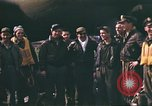 Image of B-17 Flying Fortress bomber crew United Kingdom, 1943, second 12 stock footage video 65675061414