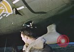 Image of Flak-damaged B-17 Flying Fortresses United Kingdom, 1943, second 1 stock footage video 65675061418