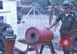 Image of Security Police men Vietnam, 1968, second 7 stock footage video 65675061440