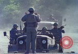 Image of Military Police United States USA, 1976, second 3 stock footage video 65675061453