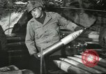 Image of 5th Army gun crew Cassino Italy, 1944, second 5 stock footage video 65675061462