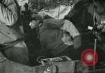 Image of 5th Army gun crew Cassino Italy, 1944, second 7 stock footage video 65675061462