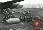 Image of B-25 Mitchell bomber Cassino Italy, 1944, second 12 stock footage video 65675061466