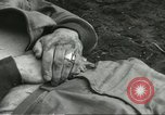 Image of dead American soldier Cassino Italy, 1944, second 1 stock footage video 65675061474