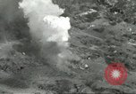 Image of bomb explosions Cassino Italy, 1944, second 2 stock footage video 65675061475
