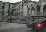 Image of Italian refugees Cassino Italy, 1944, second 7 stock footage video 65675061477