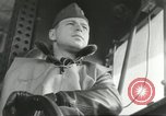 Image of navy blimp Atlantic Ocean, 1942, second 12 stock footage video 65675061478