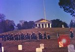 Image of casket of Richard Byrd Virginia United States USA, 1957, second 12 stock footage video 65675061482