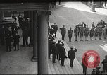 Image of funeral procession of John Mitchel New York City USA, 1918, second 1 stock footage video 65675061484