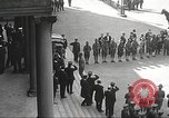 Image of funeral procession of John Mitchel New York City USA, 1918, second 10 stock footage video 65675061484