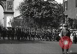 Image of John Mitchel's funeral procession New York City USA, 1918, second 2 stock footage video 65675061485