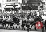 Image of John Mitchel's funeral procession New York City USA, 1918, second 1 stock footage video 65675061486