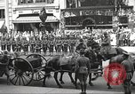 Image of John Mitchel's funeral procession New York City USA, 1918, second 2 stock footage video 65675061486