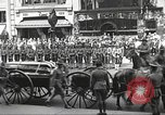 Image of John Mitchel's funeral procession New York City USA, 1918, second 3 stock footage video 65675061486