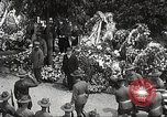 Image of John Mitchel's funeral ceremony New York City USA, 1918, second 2 stock footage video 65675061487