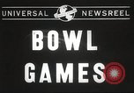 Image of college football game Miami Florida USA, 1944, second 3 stock footage video 65675061498