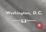 Image of Lyndon Johnson Washington DC USA, 1967, second 4 stock footage video 65675061508