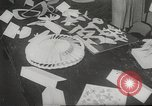 Image of paper airplanes New York City USA, 1967, second 5 stock footage video 65675061510